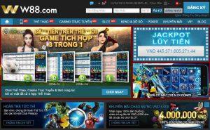 W88 Cá độ bóng đá trực tuyến- Casino online đẳng cấp vượt trội