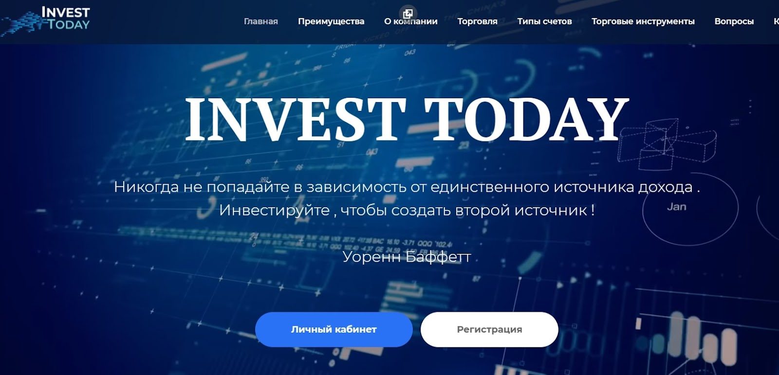 Отзывы об Invest Today: можно ли вкладывать деньги в проект? реальные отзывы