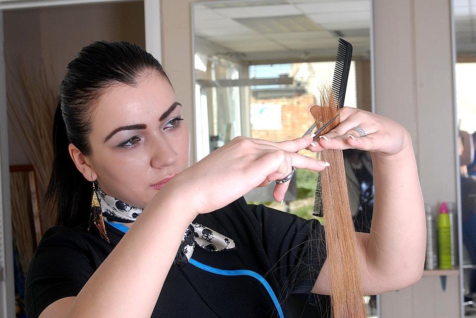 Hairdresser, Salon, Hair, Woman, Professional, Female
