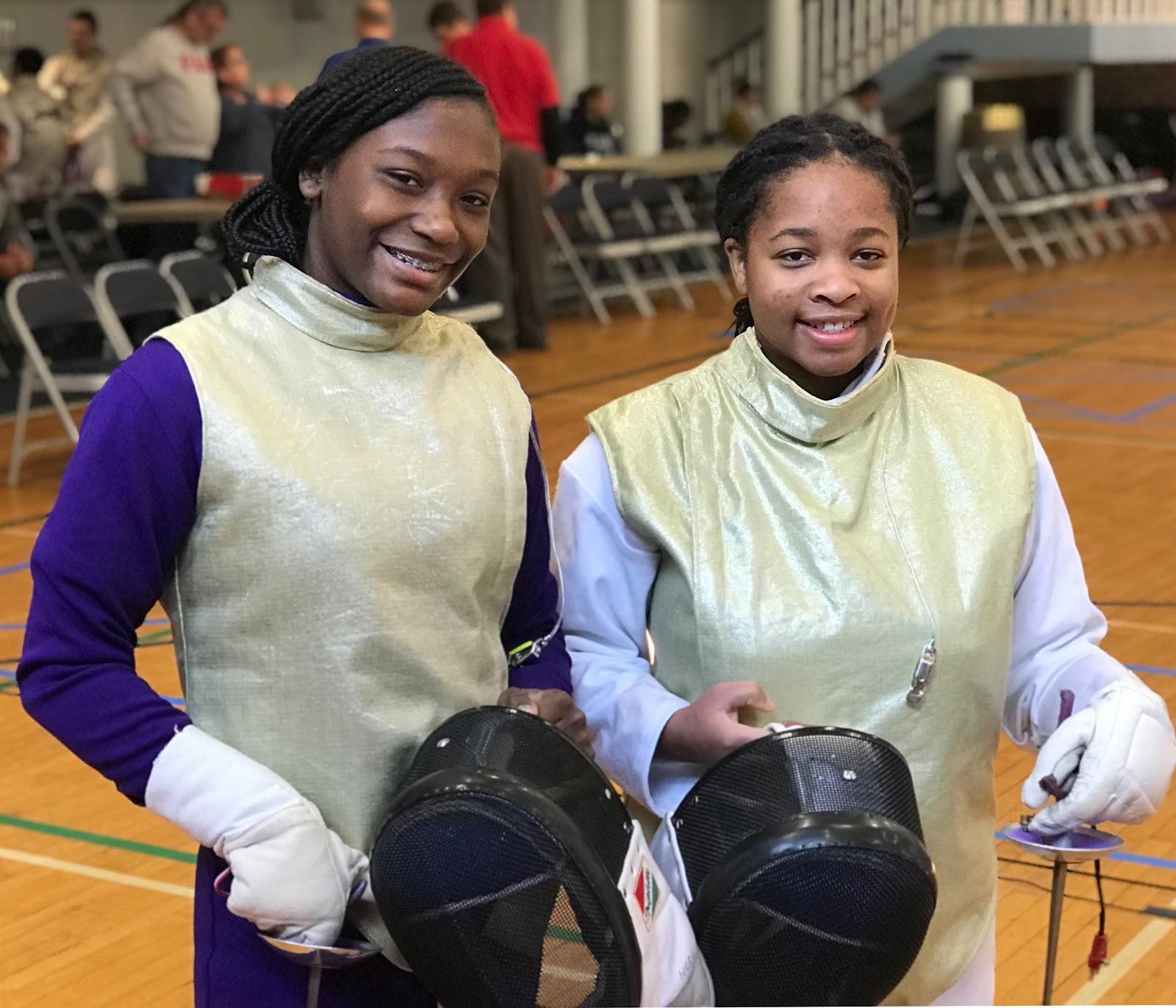 Fencing Team
