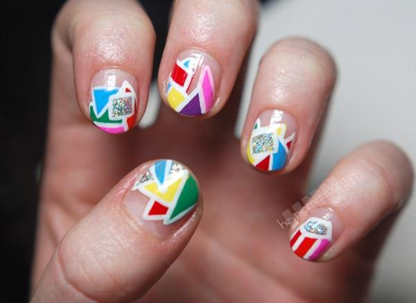cute nail designs creem (65)