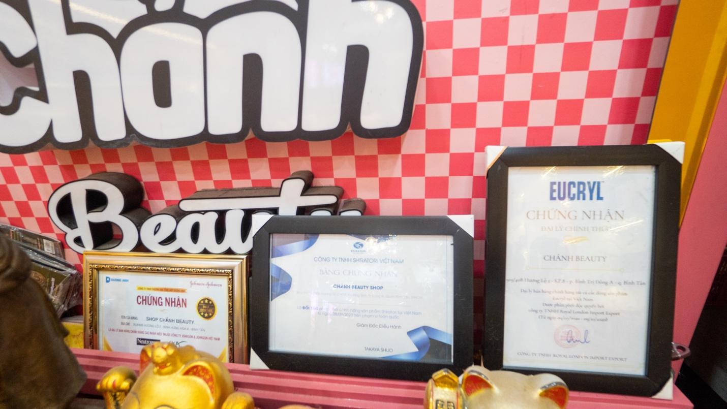 Chảnh Beauty – Top địa chỉ vàng kinh doanh mỹ phẩm chính hãng - Ảnh 3