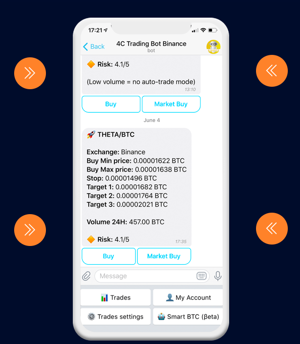 Bitmex Sample Bot