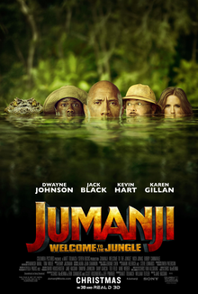 Image result for jumanji 2