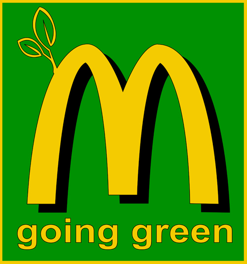 McDonalds Going Green Ad