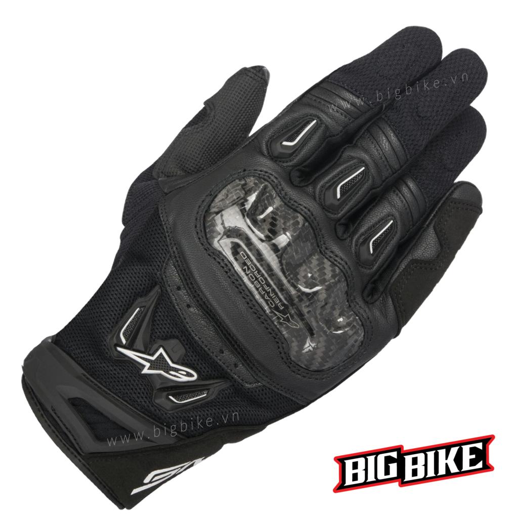 Chất lượng của găng tay moto Alpinestars cực kỳ hoàn hảo