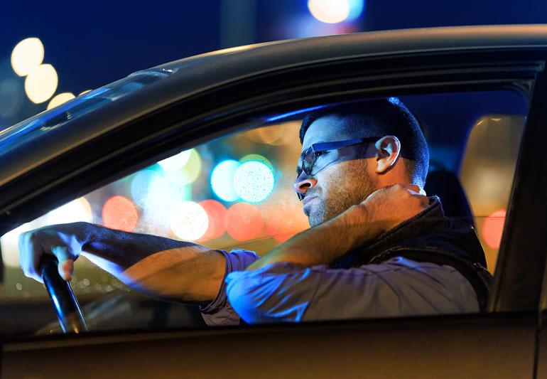 Is Your Driving Posture Causing You Pain? – Cleveland Clinic