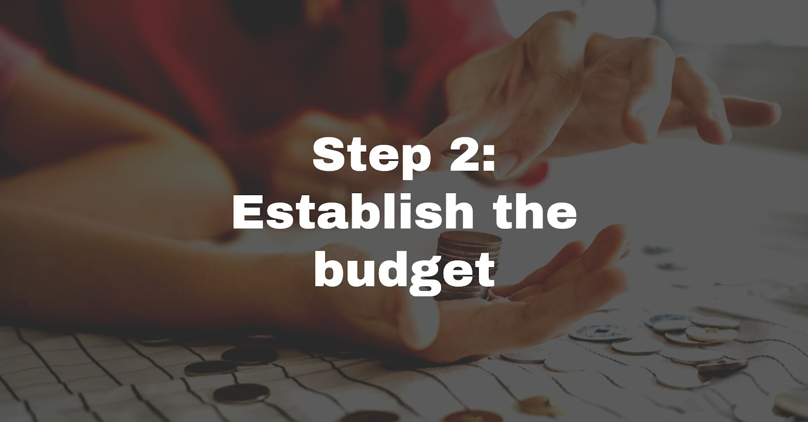 website budget