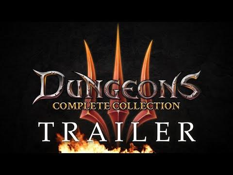 Dungeons 3 - Complete Trailer (UK)