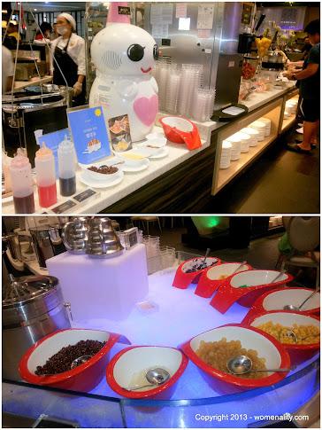 More Desserts - Halo Halo and Yogurt Vikings - The Block, SM North