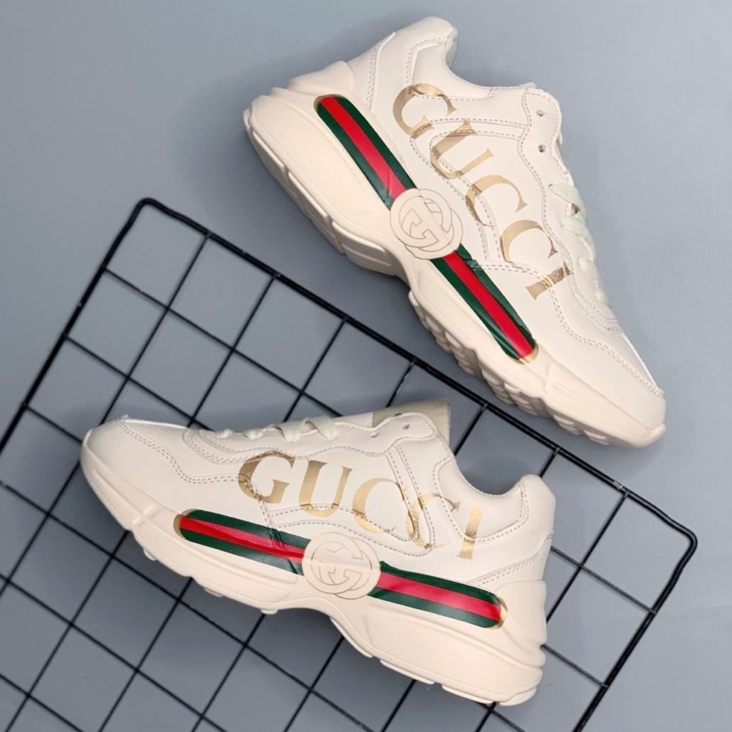 Sự trở lại và ra mắt hàng loạt mẫu giày đình đám của Gucci