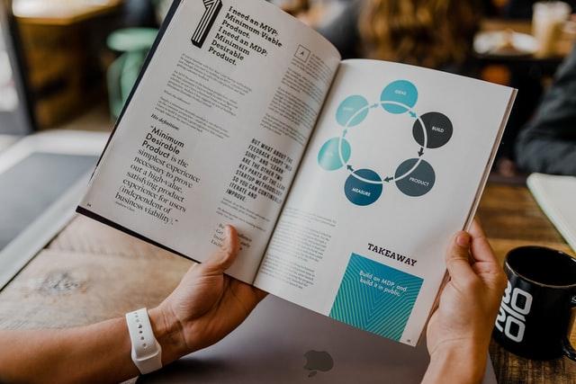 marketing magazine article