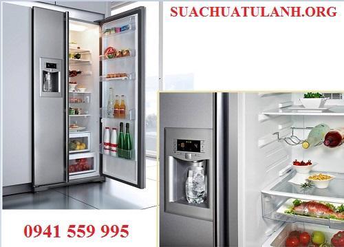 Trung tâm bảo hành tủ lạnh Side By Side tại Hà Nội - Ảnh 1