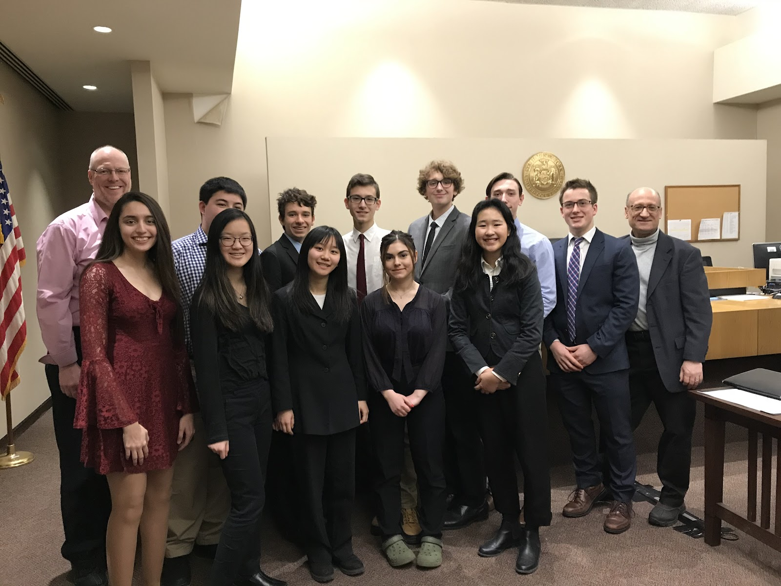 Mock Trial: Prosecuting Your High School Years With A Club