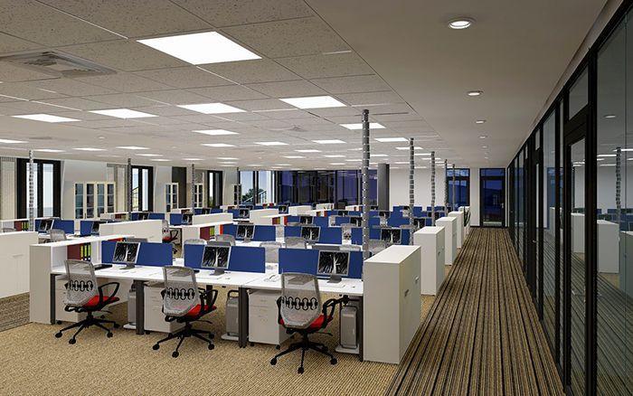 Nên lựa chọn ghế văn phòng có thiết kế lưng tựa