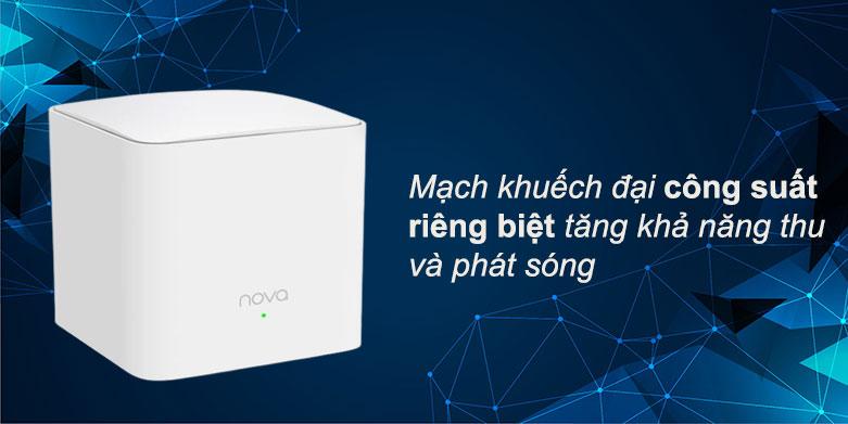 Thiết bị mạng/ Mesh Tenda MW5C (2 pack)   Mạch khuếch đại công suất