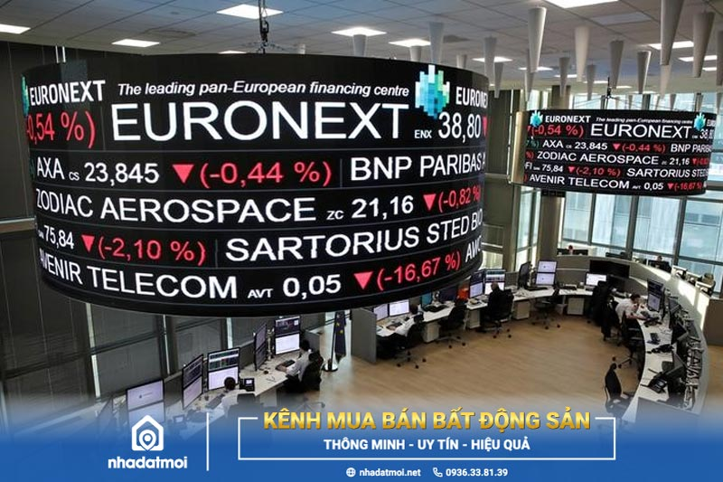 Sàn chứng khoán EURONEXT