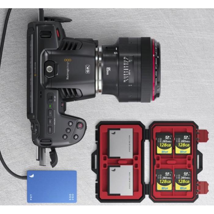 Купить Blackmagic Pocket Cinema Camera 6K Камкордер | Дивиа