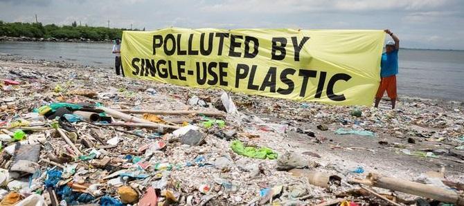 Image result for plastic bag waste