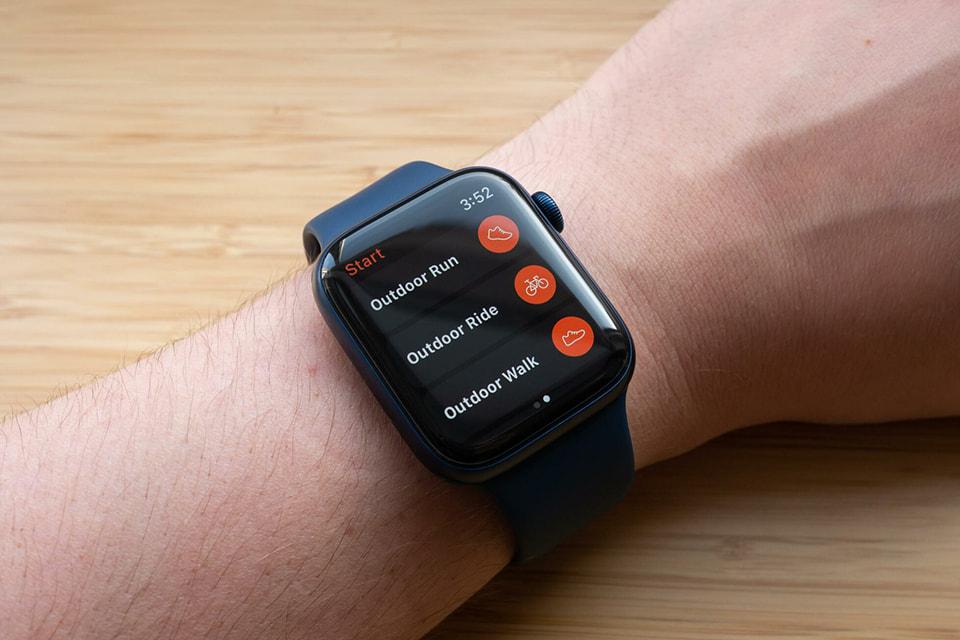 Rất nhiều tính năng tiện ích của đồng hồ Apple Watch Series 6 GPS 40mm