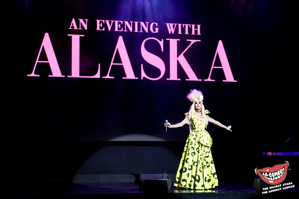 Evening With Alaska Thunderfuck