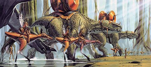 phantom menace concept art