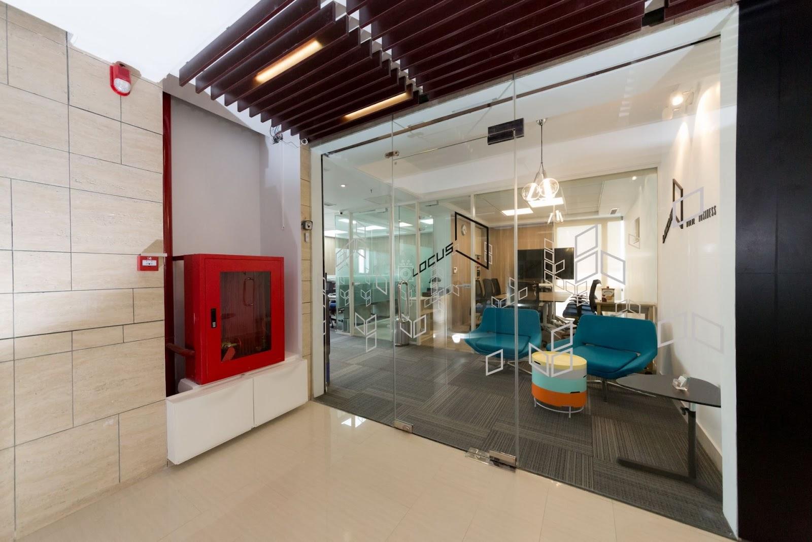Locus Coworking Space in Dhaka