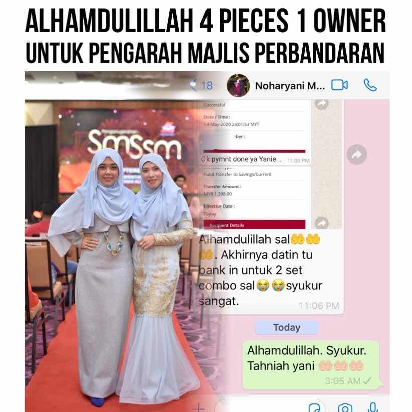 premium beautiful promo 2020 RM699 murah therapants