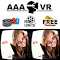 AAA VR Cinema Cardboard 3D SBS file APK for Gaming PC/PS3/PS4 Smart TV