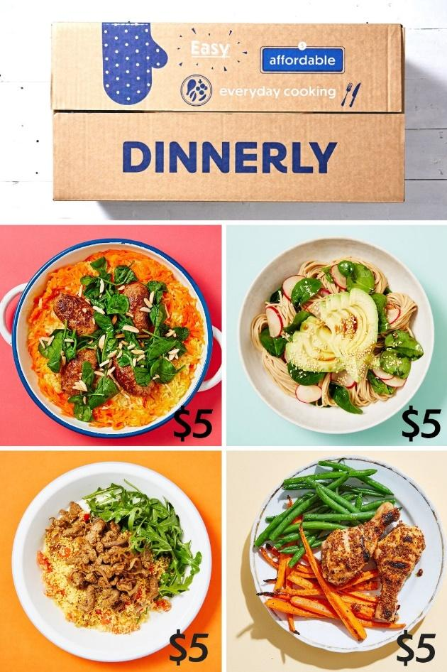 You don't need a fancy meal kit to cook AWESOME dinners. Check out ...