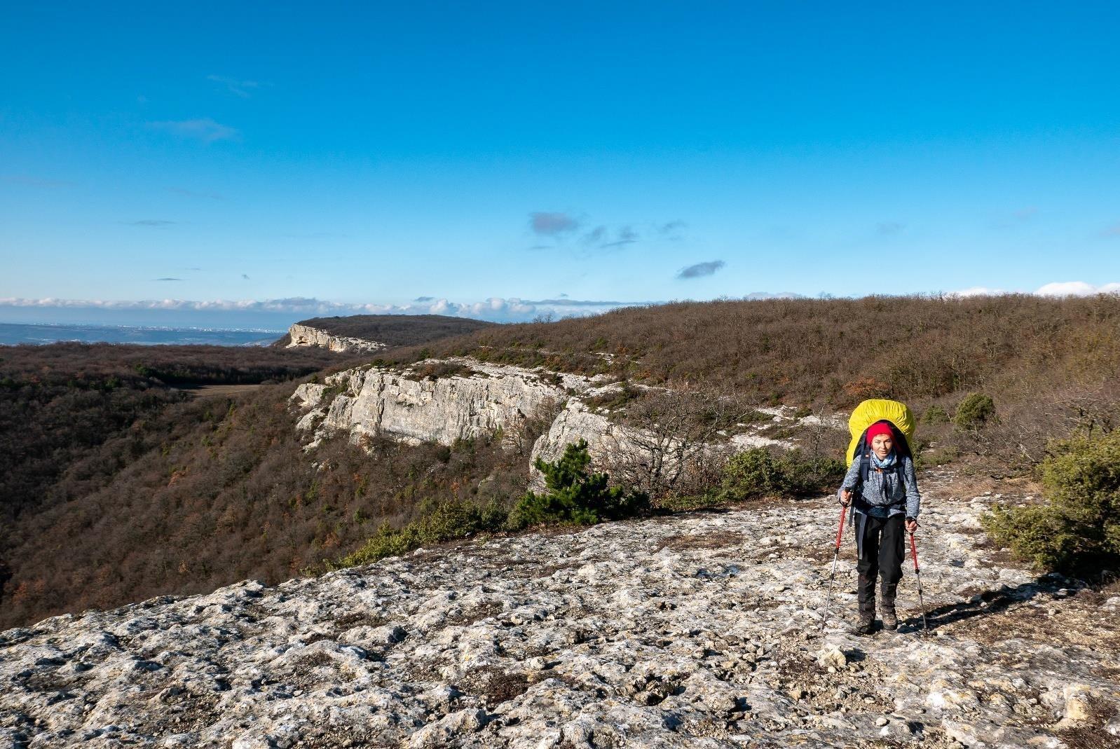 Отчёт о пешем туристском походе 2 категории сложности по Республике Крым