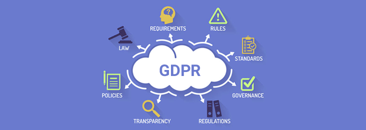 GDPR guidelines for subscriber data protection