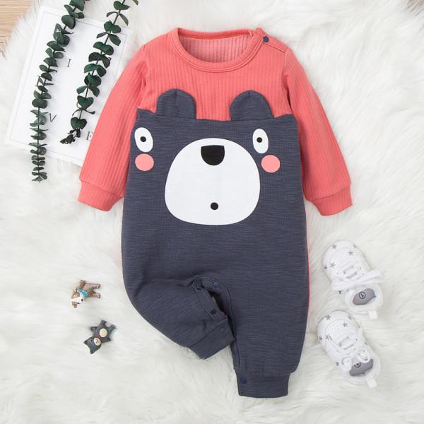 Cute baby jumpsuit