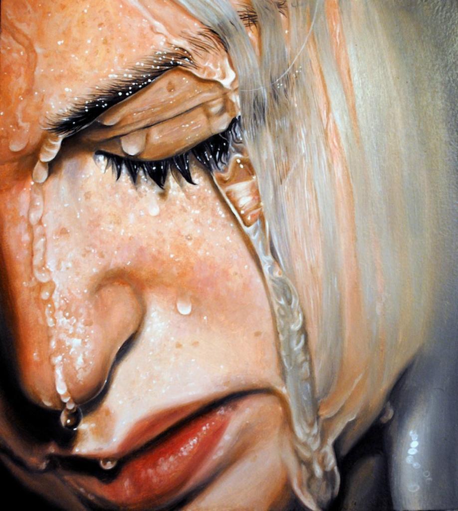 Tengase presente incre bles pinturas de la artista de - Donde estudiar pintura ...