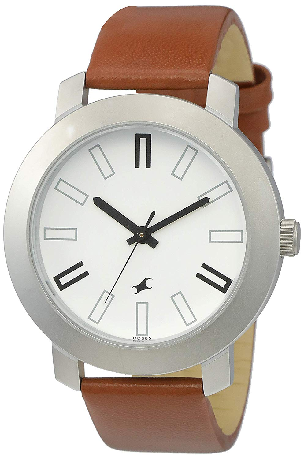 Fastrack Casual Analog White Dial Men's