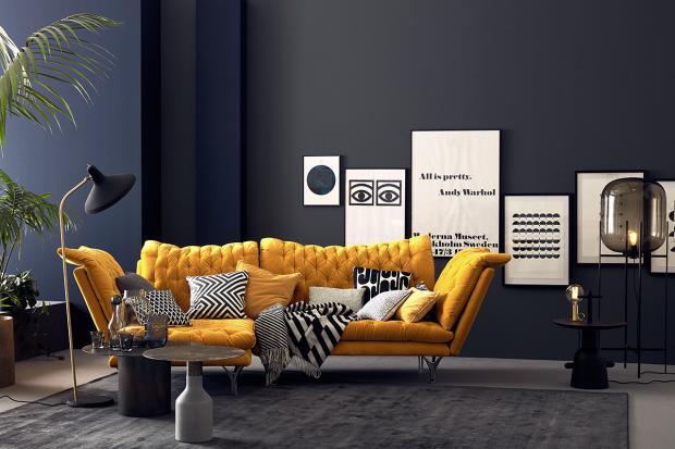"""Image result for blue coban  living room"""""""