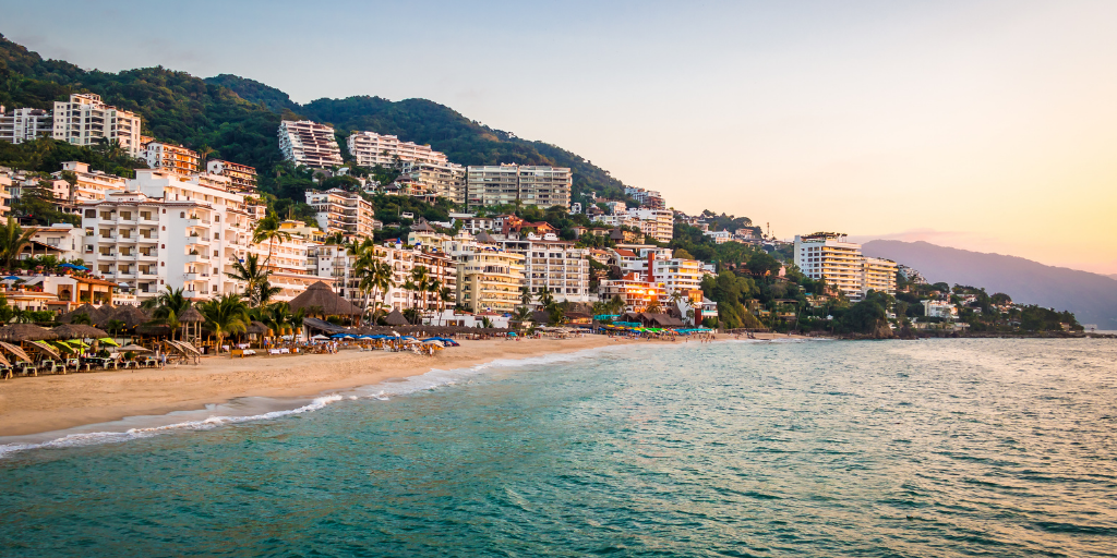 The best beaches in Puerto Vallarta Mexico