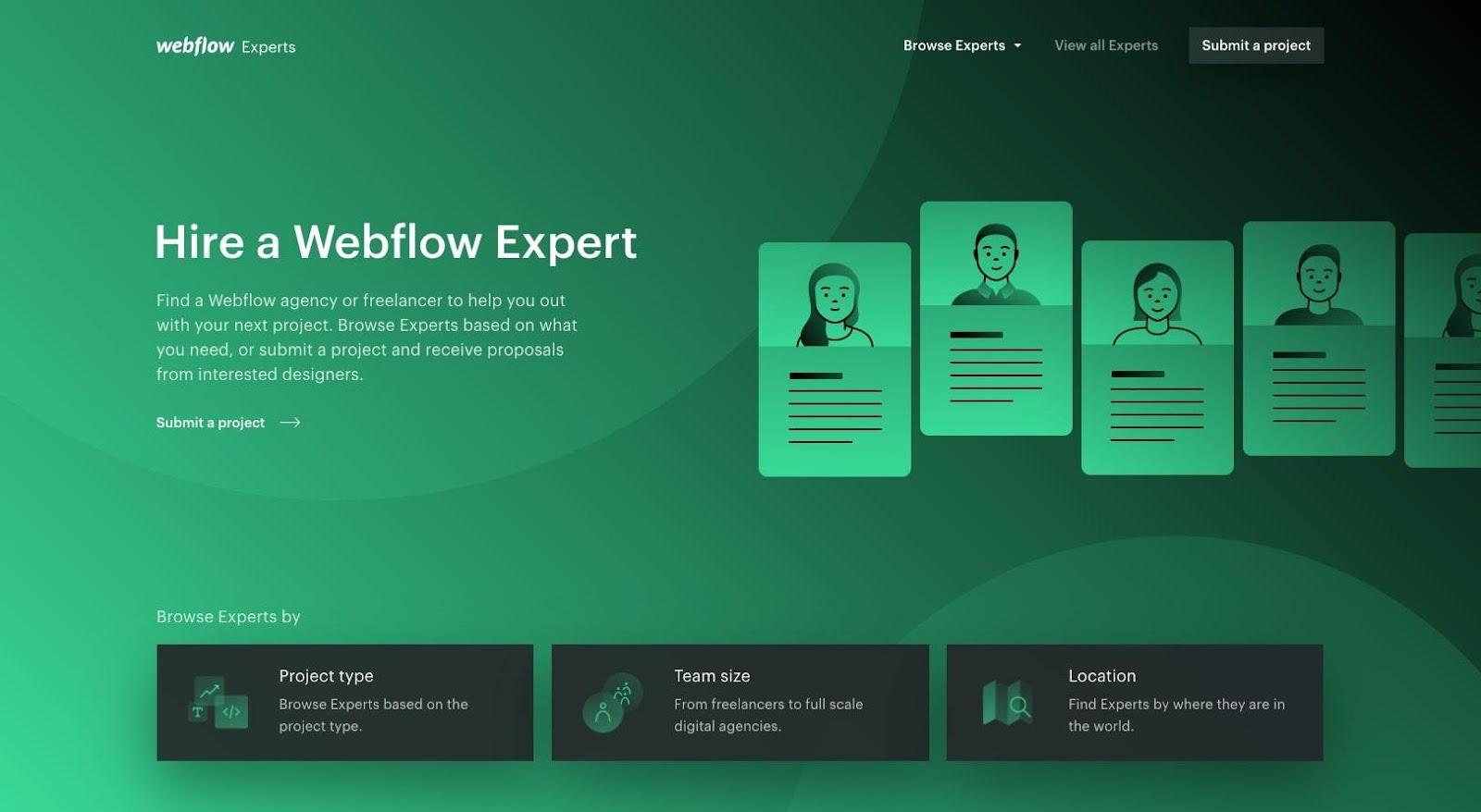 hire a webflow expert
