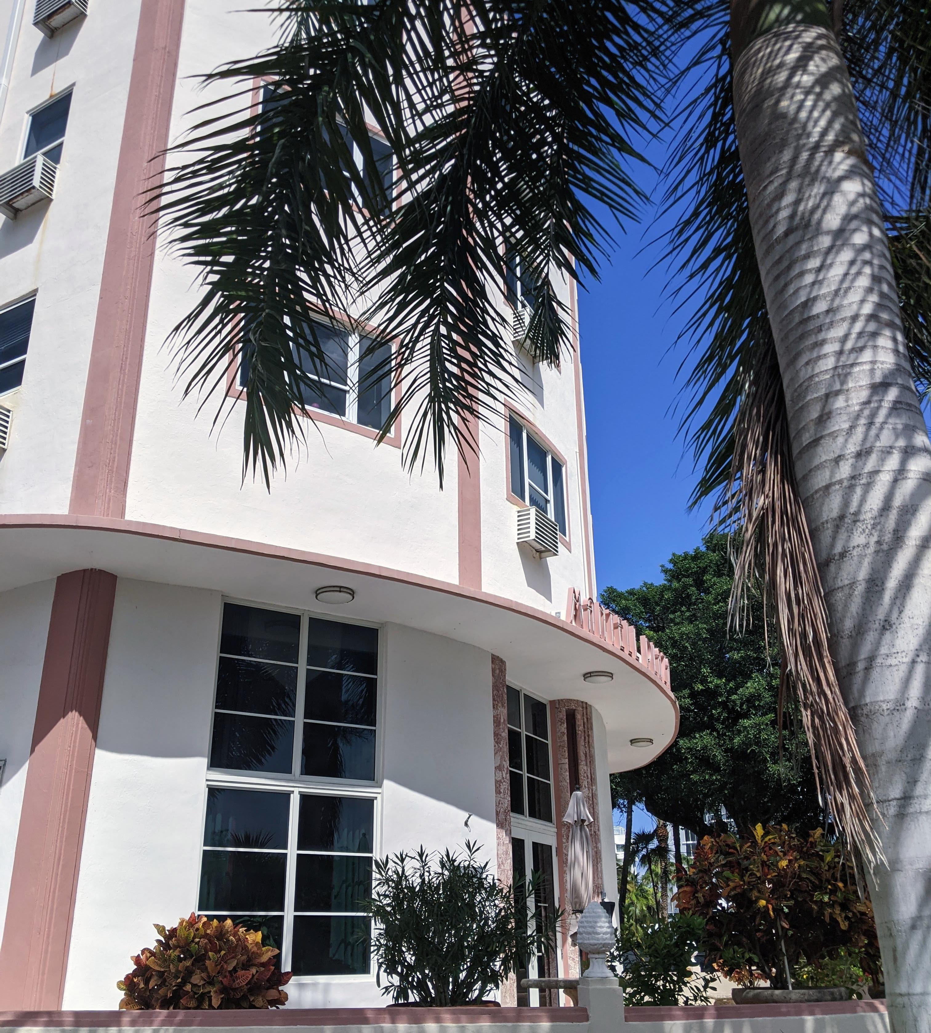 מיאמי ביץ' ארט דקו ארכיטקטורה אדריכלות במיאמי