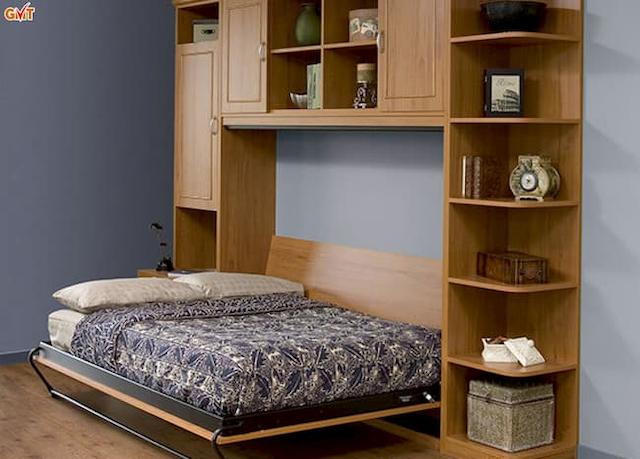 Hãy đến với giuongmanhtung.com để được nhân viên tư vấn mẫu giường gấp thông minh