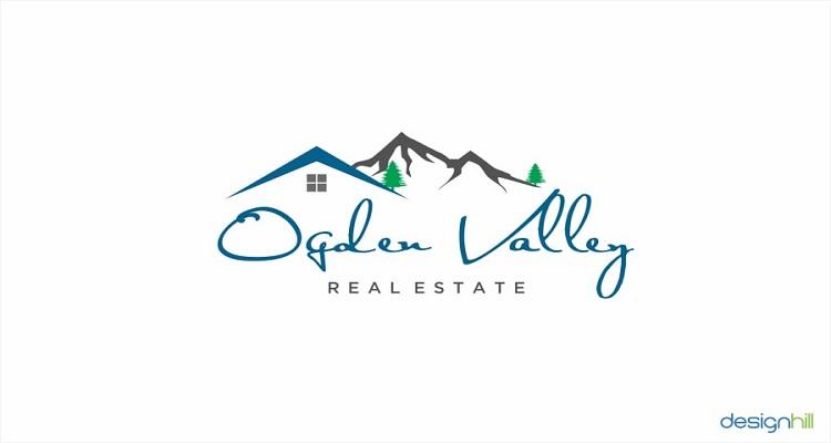real estate logos ogden valley