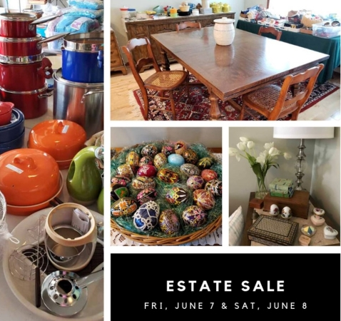 Estate Sale Ad