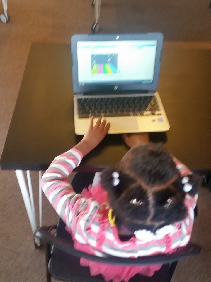 2015 Hour of Code, Kindergartner in Parent and Me Workshop.jpg