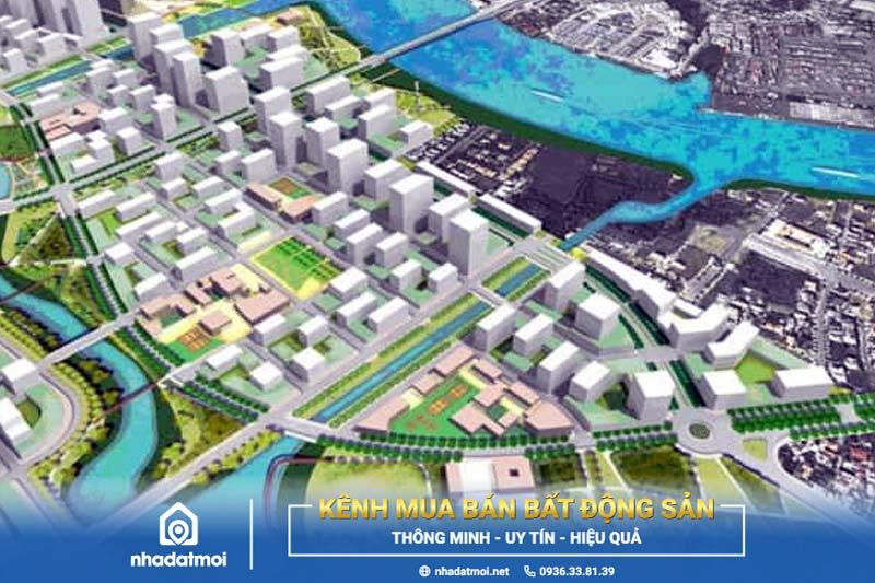 dự án khu đô thị thủ thiêm 4