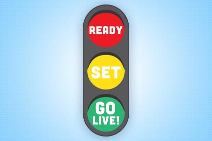 go live with social platforms - recurpost - social media scheduler