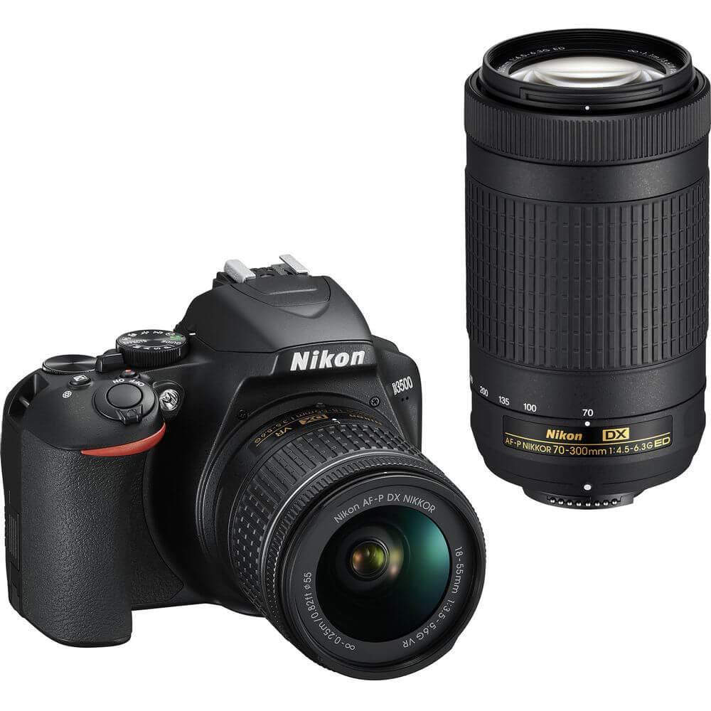 Nikon D3500 DX-Format DSLR Camera