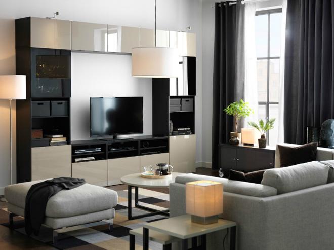 Thiết kế phòng khách nhỏ với chi phí thấp nhưng vẫn đẹp lung linh - 10