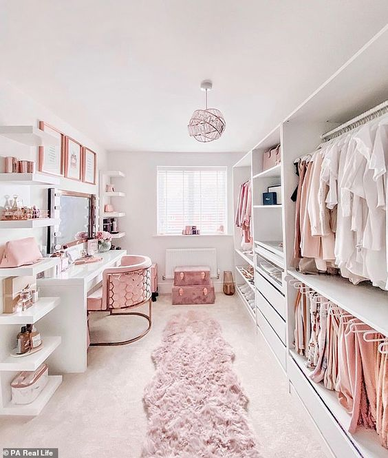 Shades of Pink for Girls