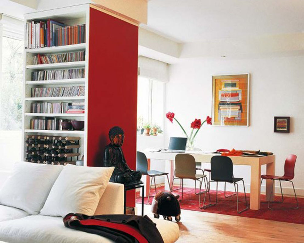 Seeing red gorgeous ways to decorate your home