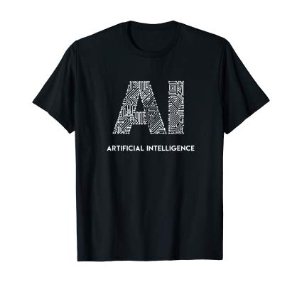Artificial Intelligence Tshirt You Need For The Geeky Look